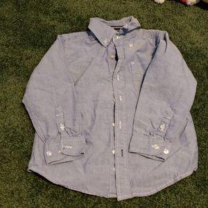 4t toddler button down shirt